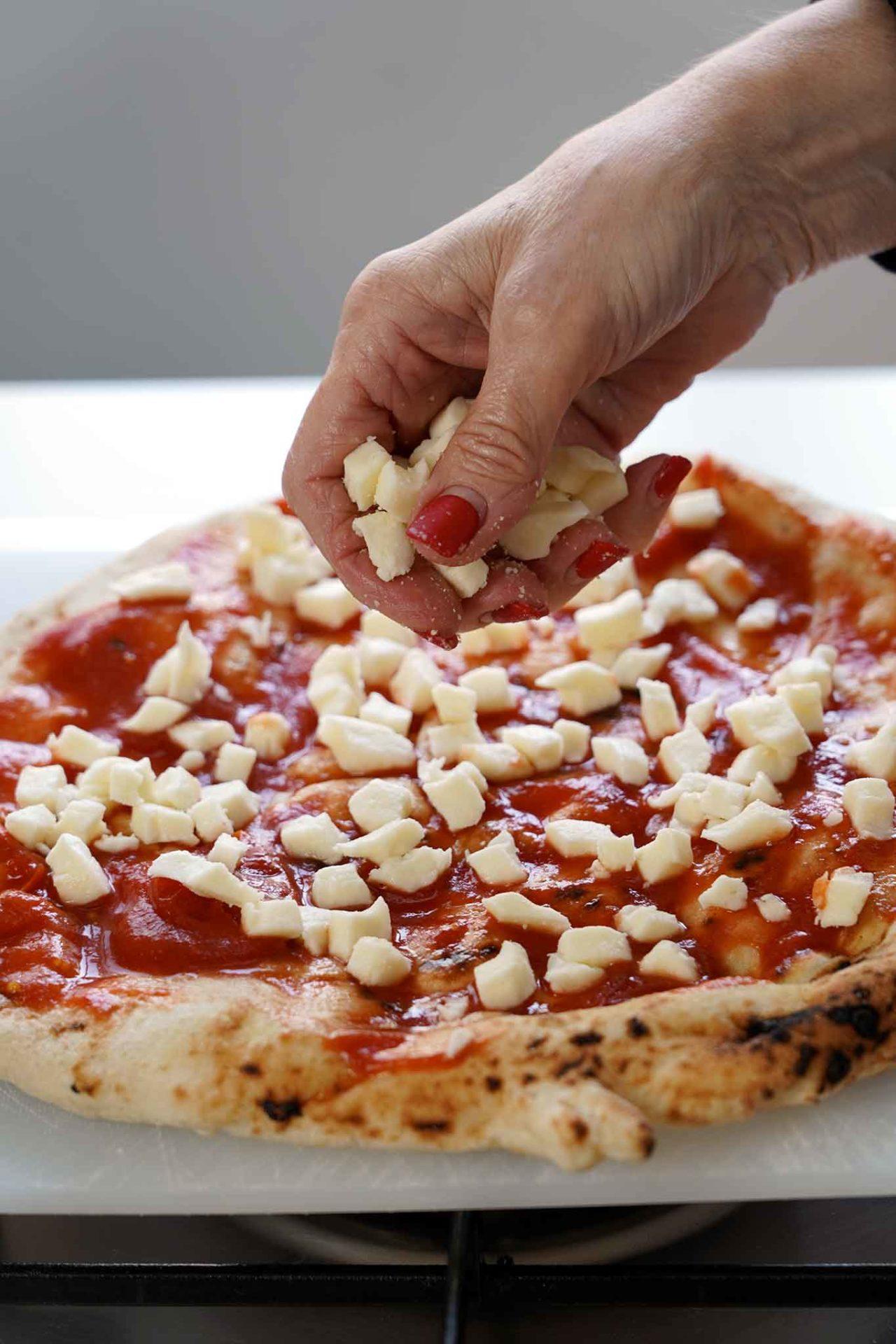 pizza a casa fiordilatte