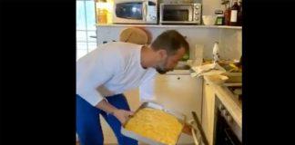 ricetta della focaccia di Fabio Volo