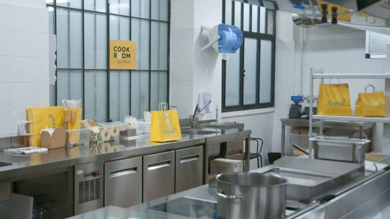 Glovo Cook Room
