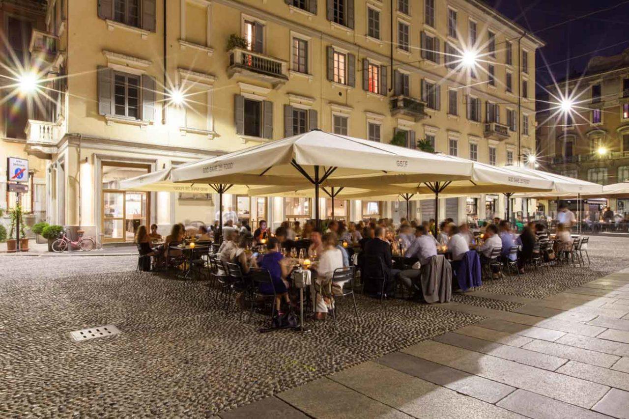 Ristoranti Milano God save the food