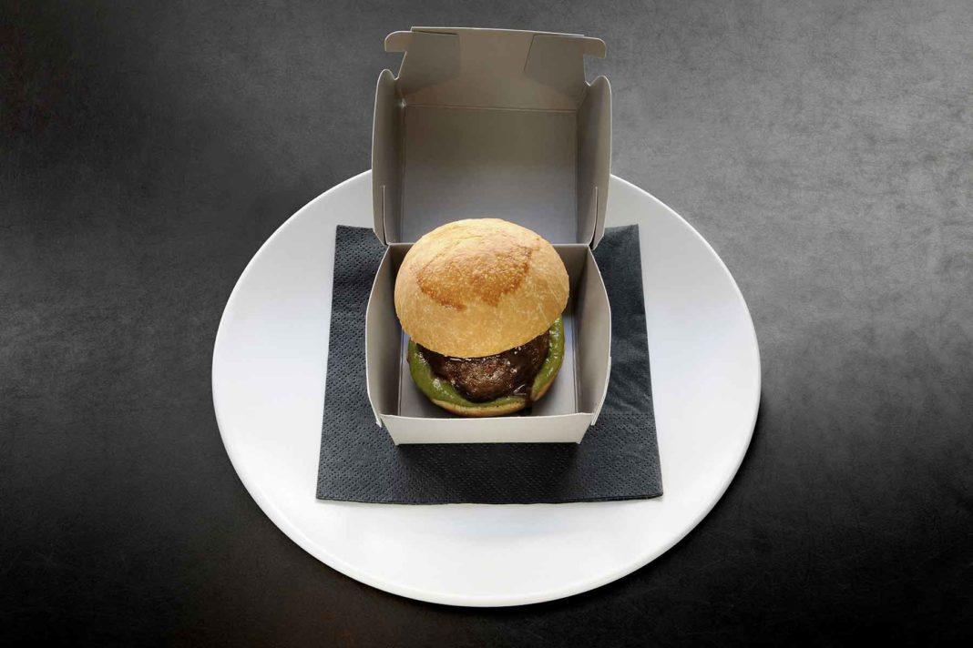 hamburger Massimo Bottura