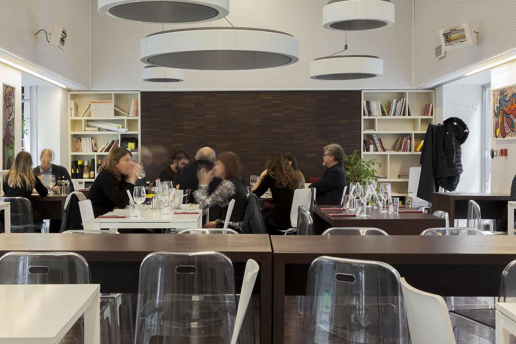 Sala La cucina dei frigoriferi milanesi