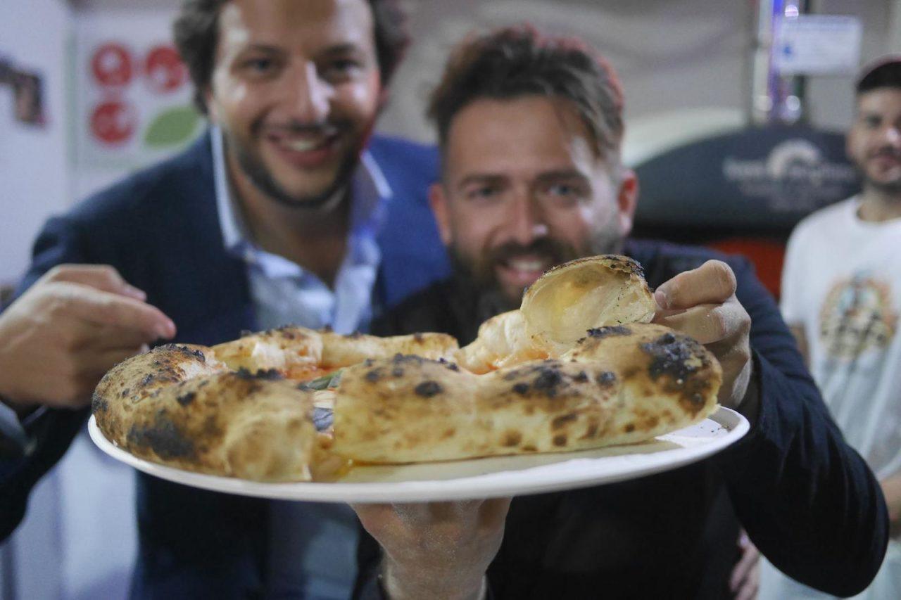 pizza canotto