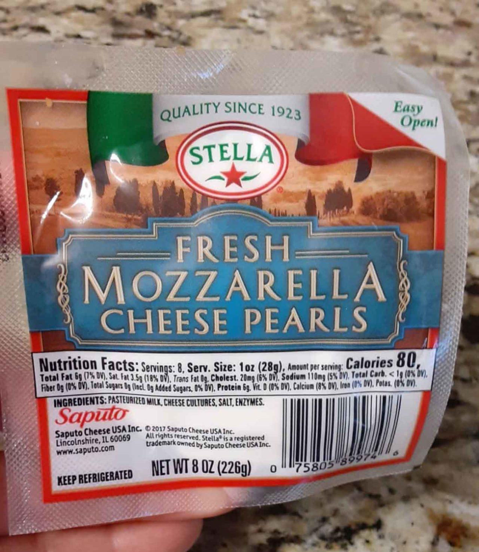 fenomeno di italian sounding nella mozzarella americana