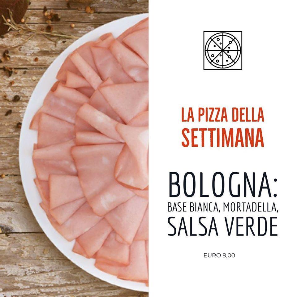 pizza Bologna LaloPace Monfumo
