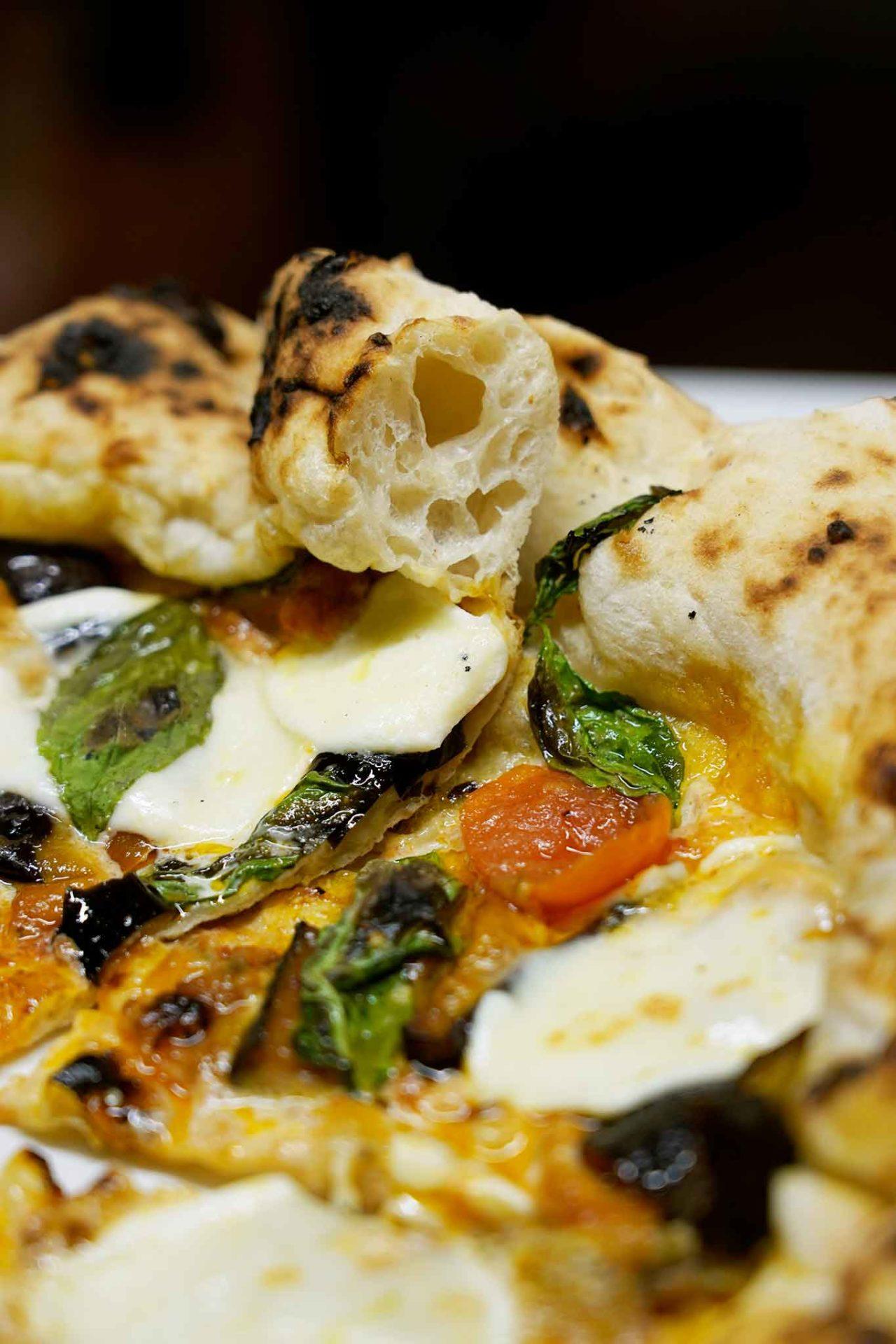 cornicione della pizza canotto