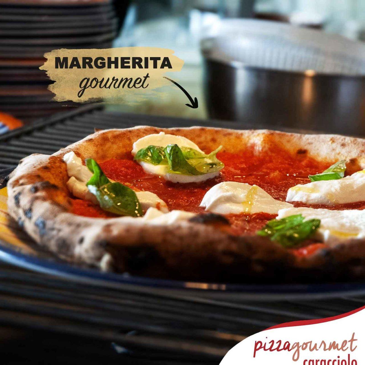 pizza margherita Vesi