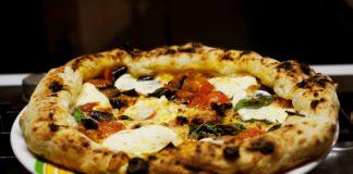 pizza napoletana canotto a casa