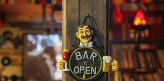 Pub aperto