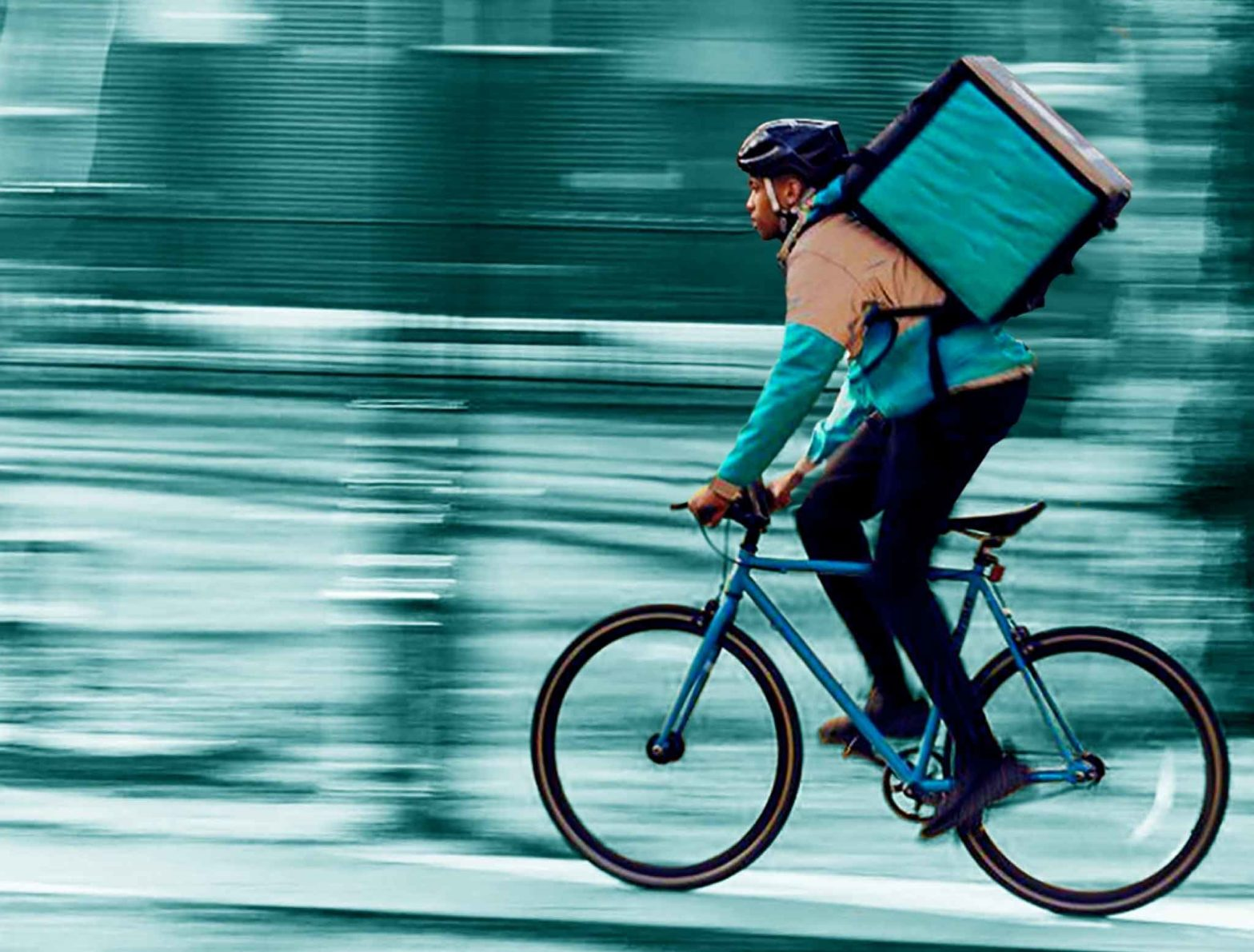 Rider delivery