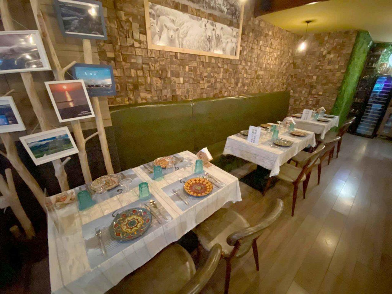 ristorante italiano a shanghai