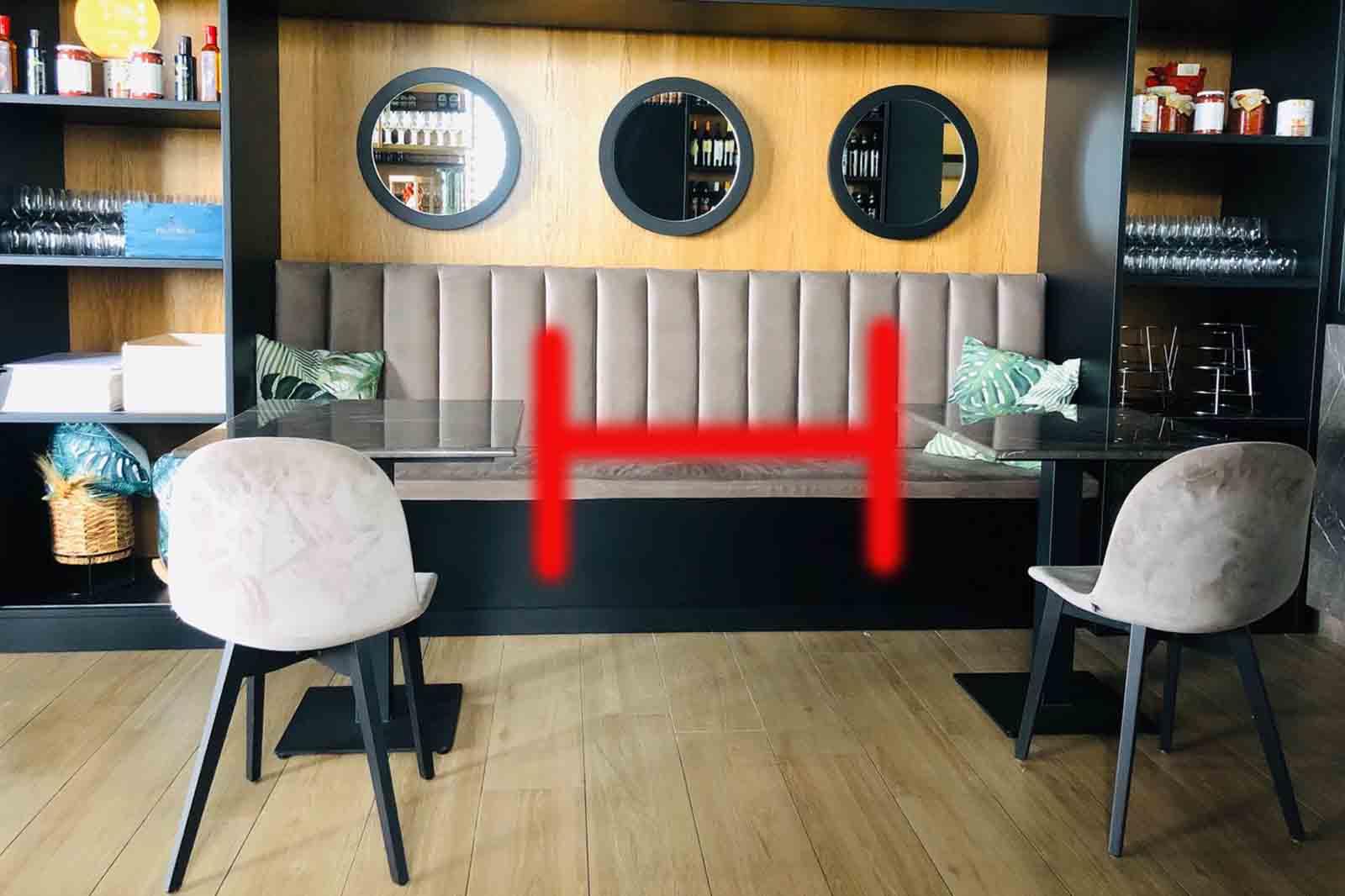 Bancone Bar Per Casa coronavirus. le misure per riaprire bar e ristoranti secondo