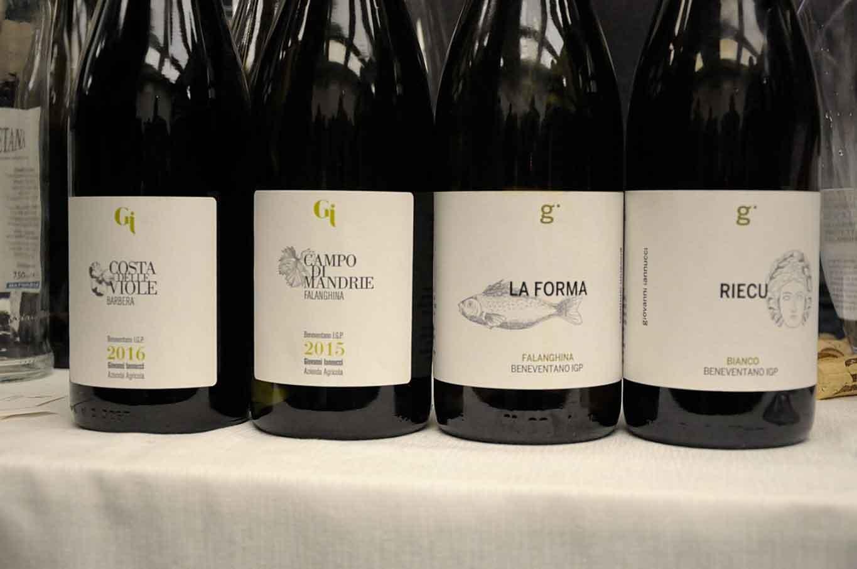 vini naturali giovanni iannucci benevento