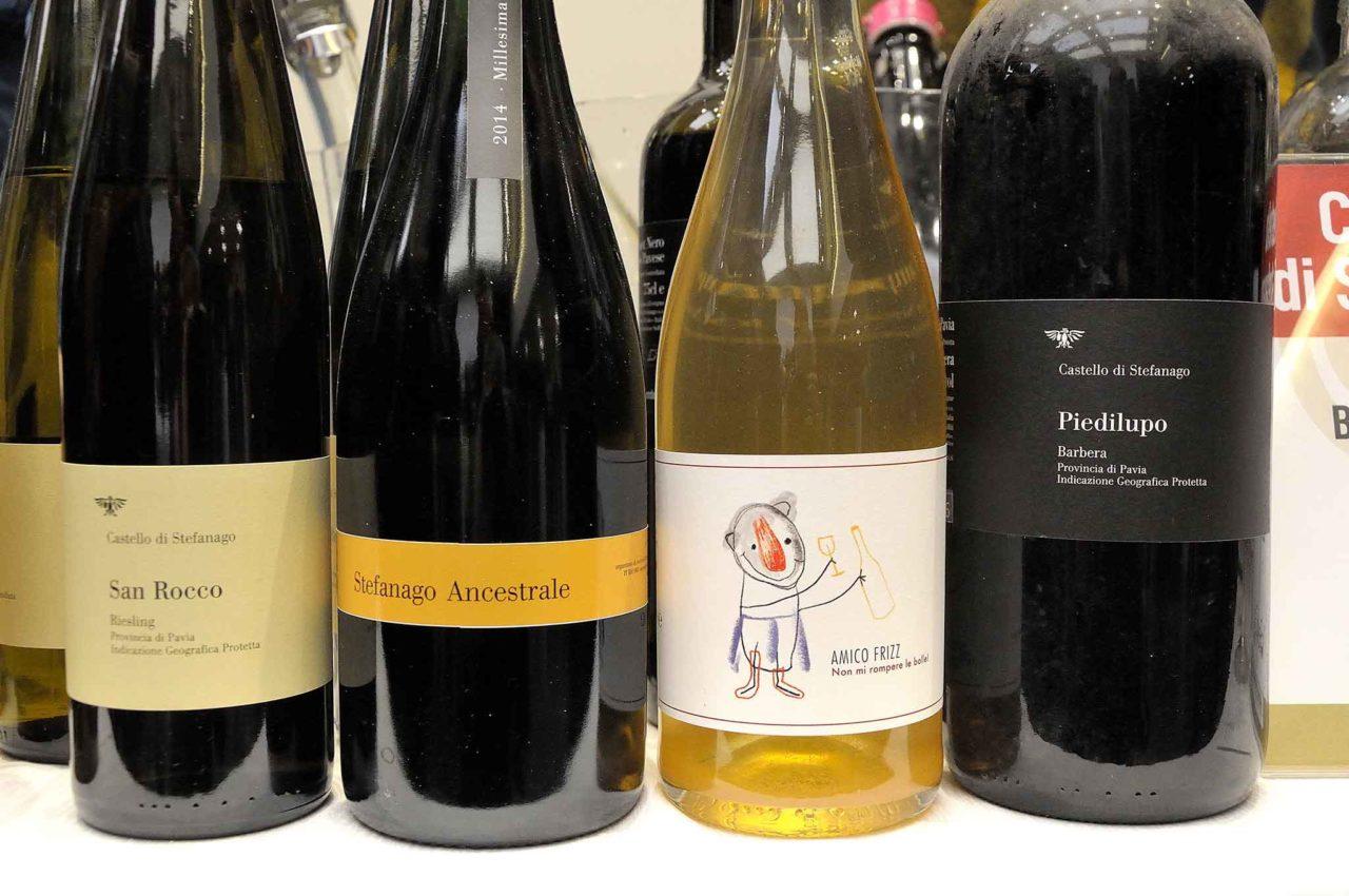 vini naturali castello di stefanago