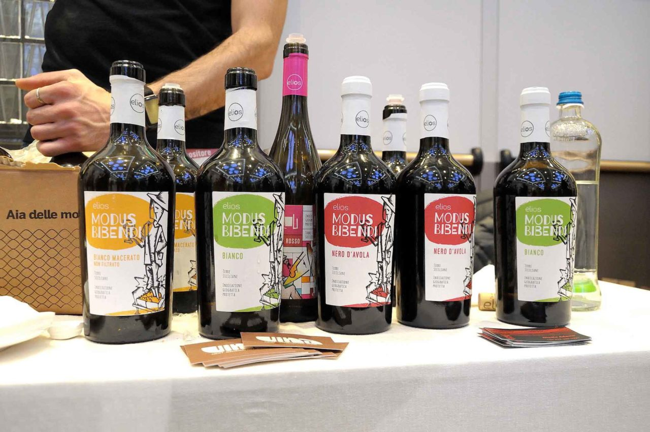 vini naturali modus bibendi elios sicilia