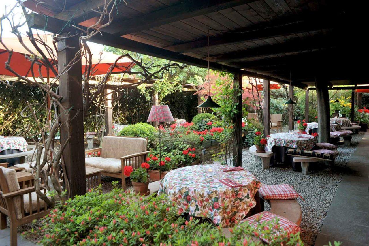 il giardino del Garghet