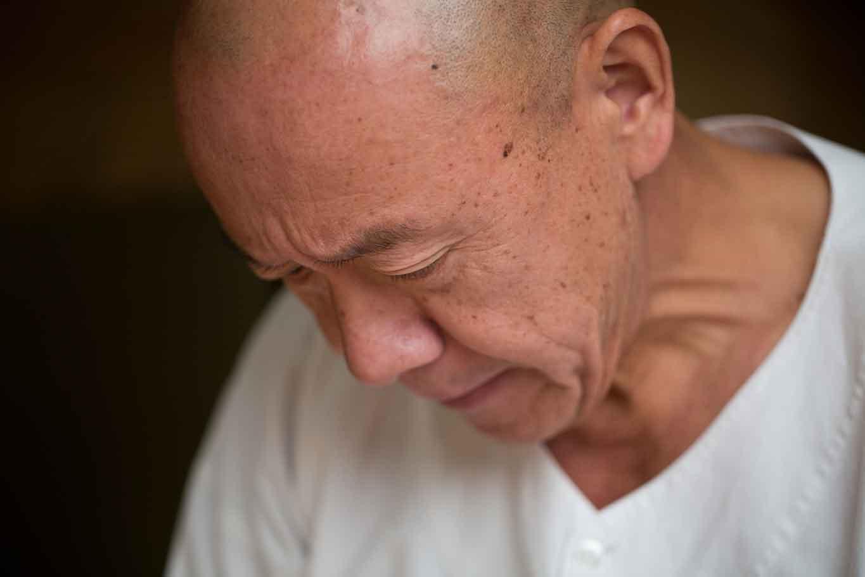lo chef Masayoshi Takayama, del Masaa New York 3 stelle Michelin