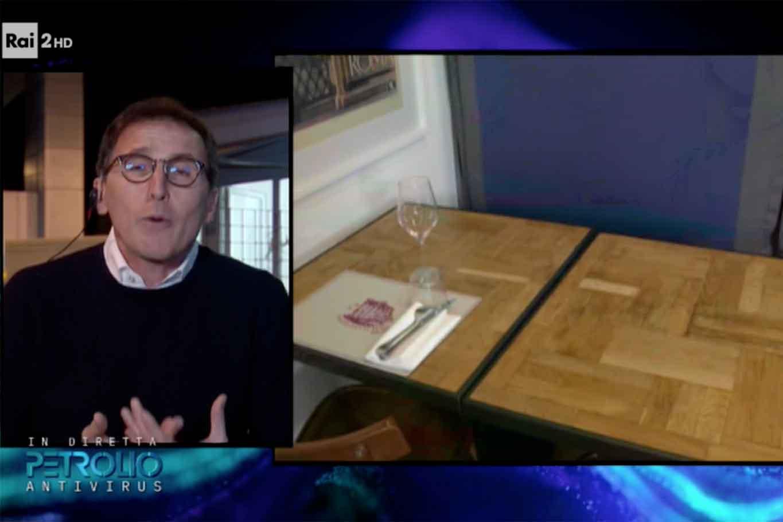 Ministro Francesco Boccia sulla riapertura ristoranti a Petrolio