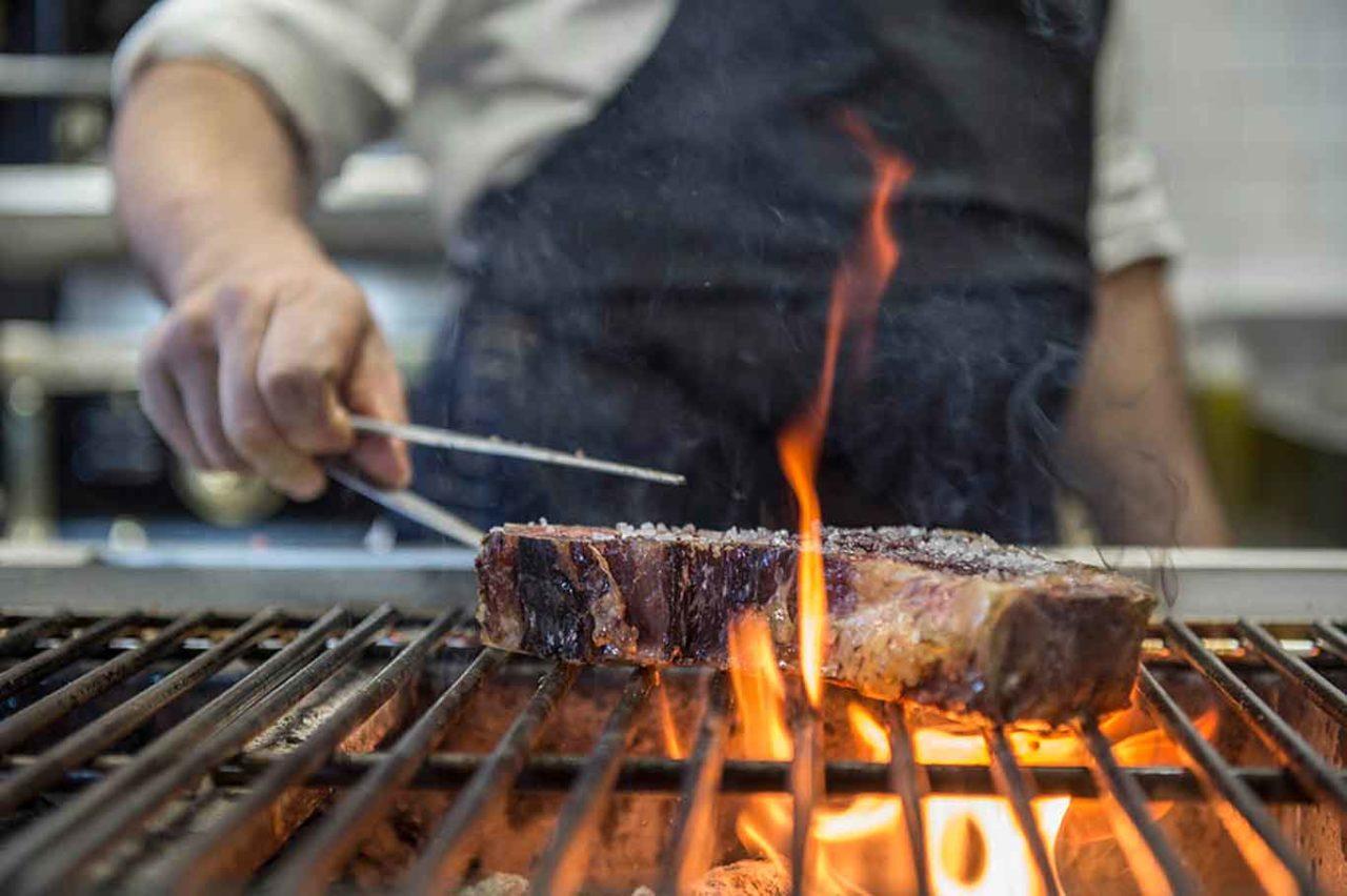 carne alla brace Cucina Italiana