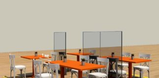 tavoli ristoranti e riaperture