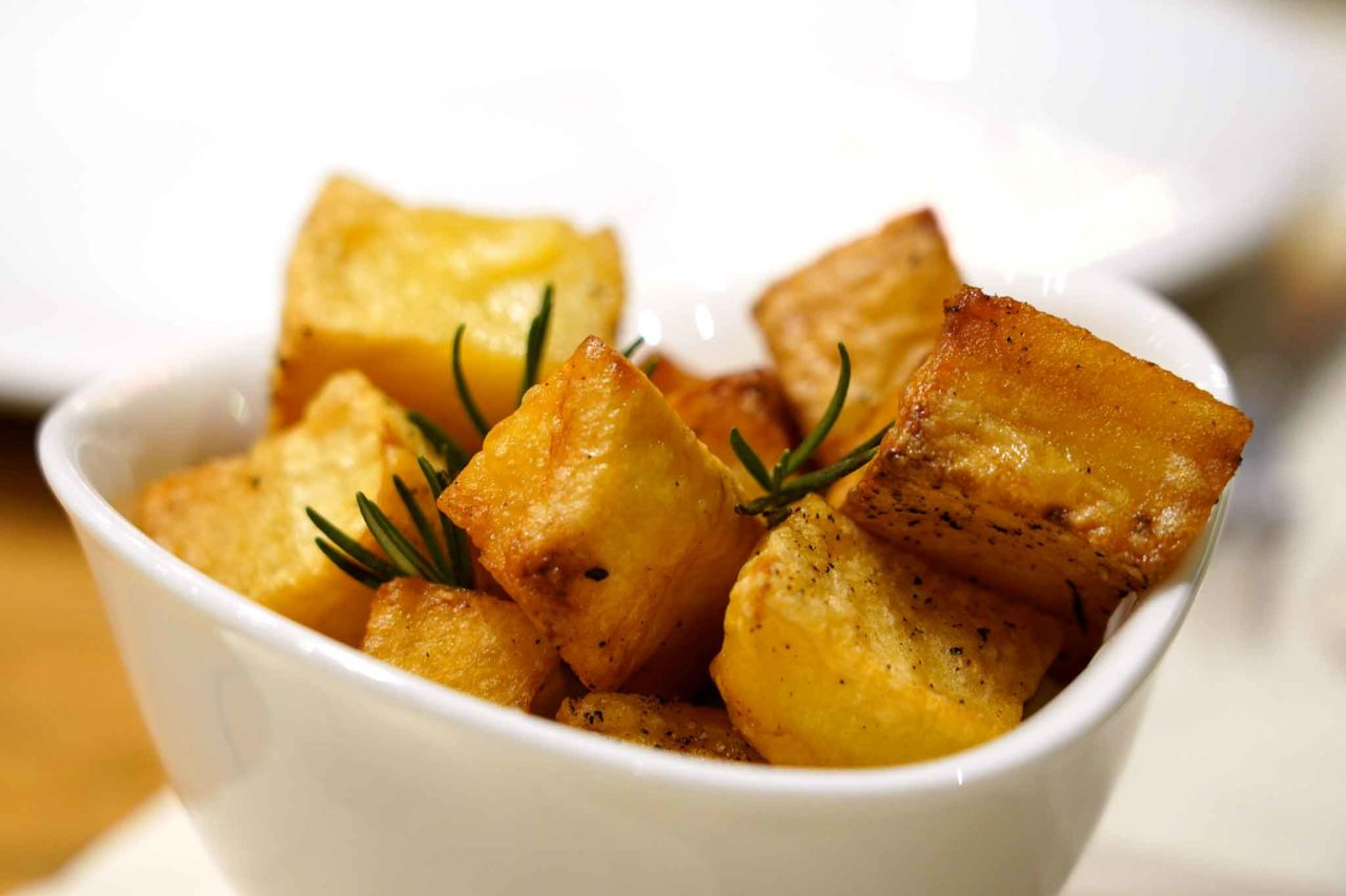 patate arrostite