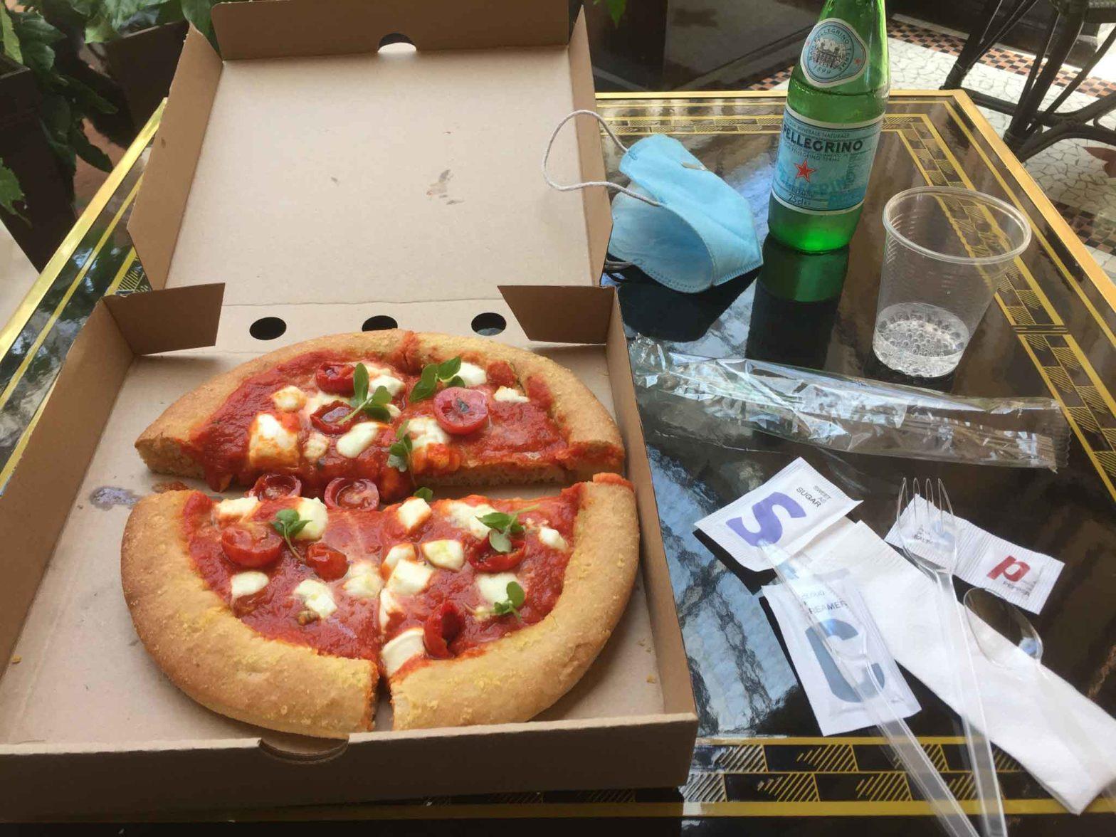 pizza Carlo Cracco asporto