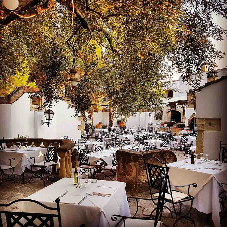 ristorante Don Carmelo Al Bano