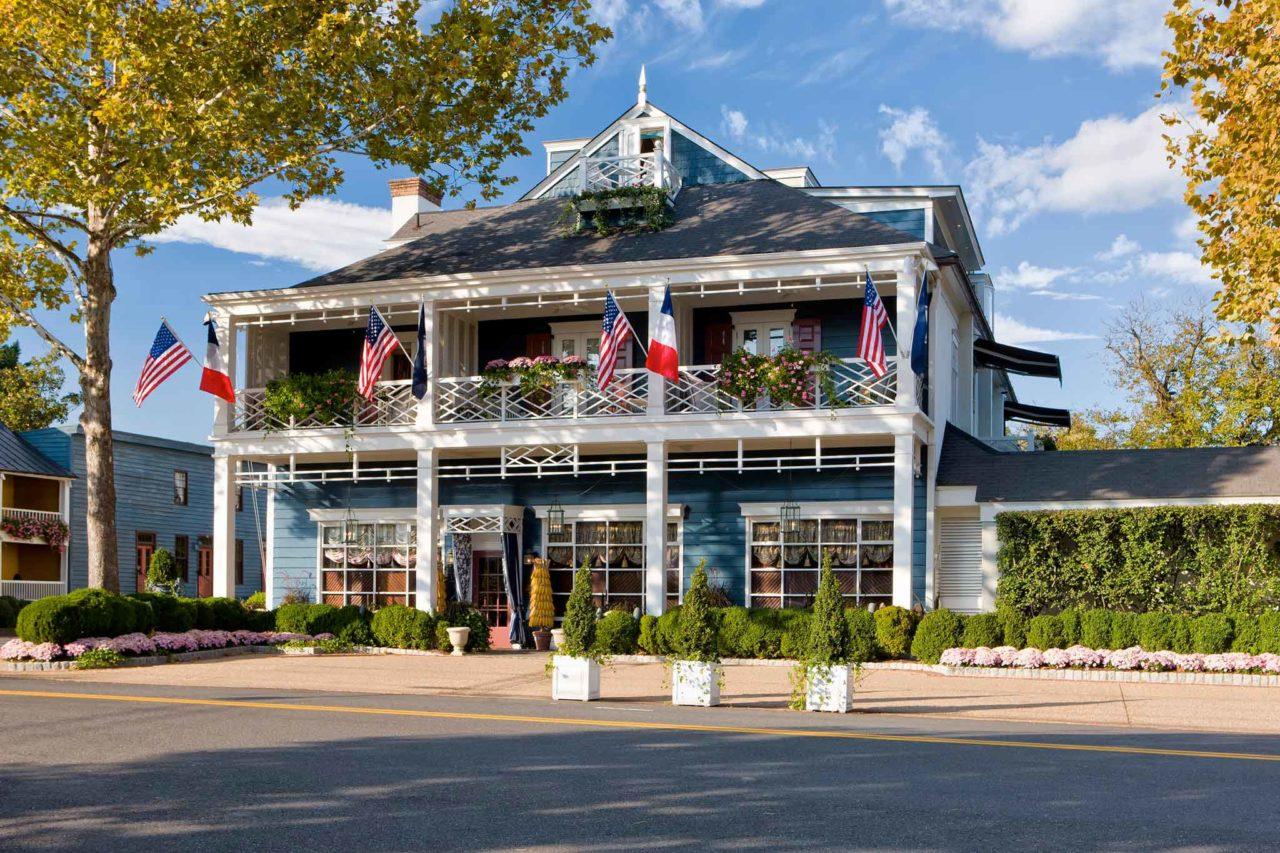 ristorante The Innat Little Washington