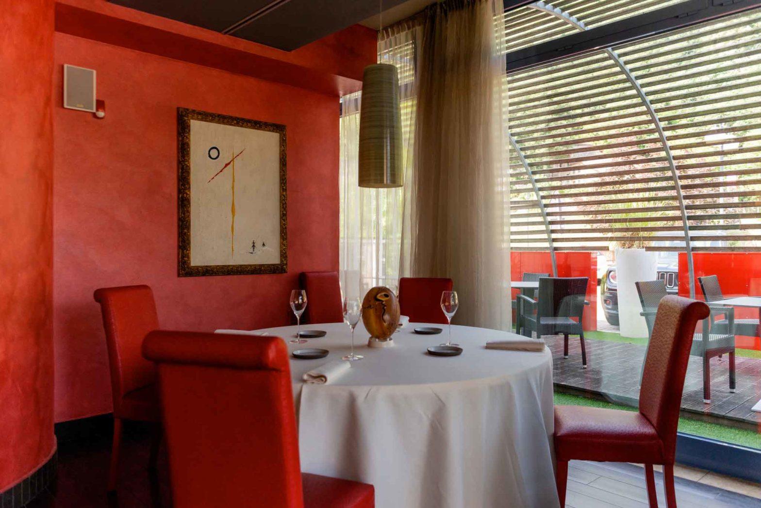 ristorante Trequarti tavolo