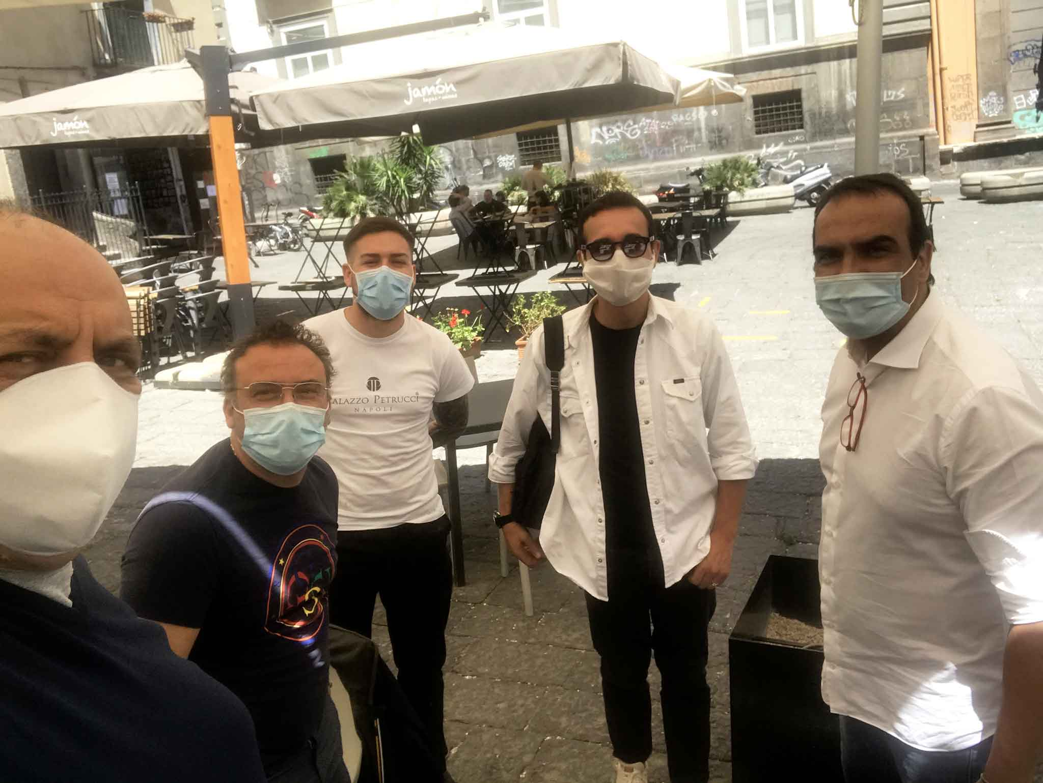 Decreto sostegni bis ristorante mascherine