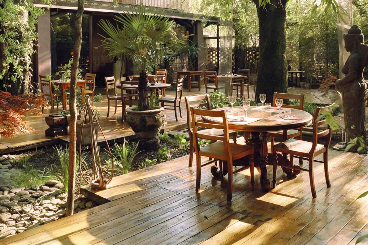 Shambala ristorante asian thai milano giardino