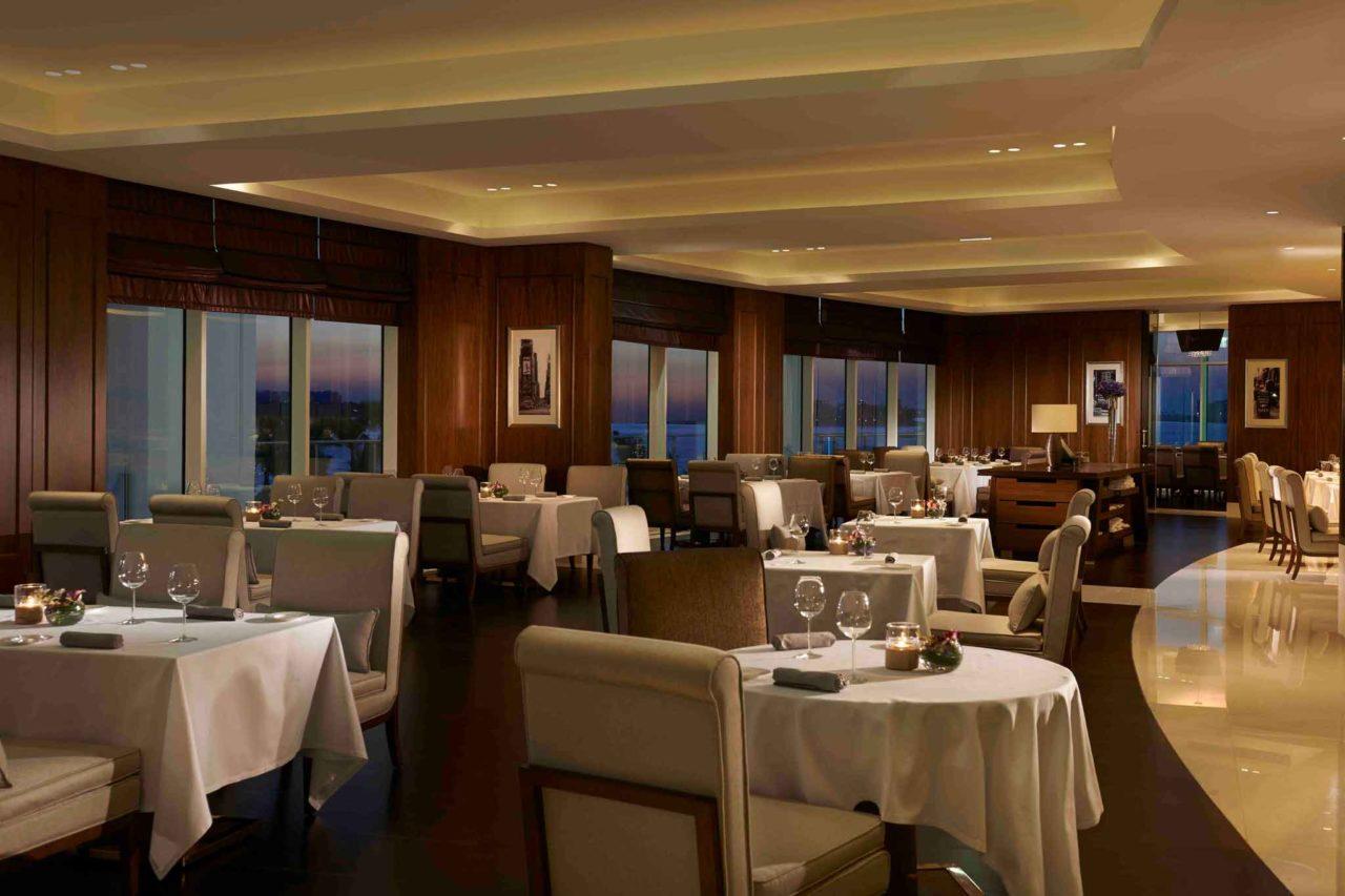 Social by Heinz Beck presso il Waldorf Astoria di Dubai