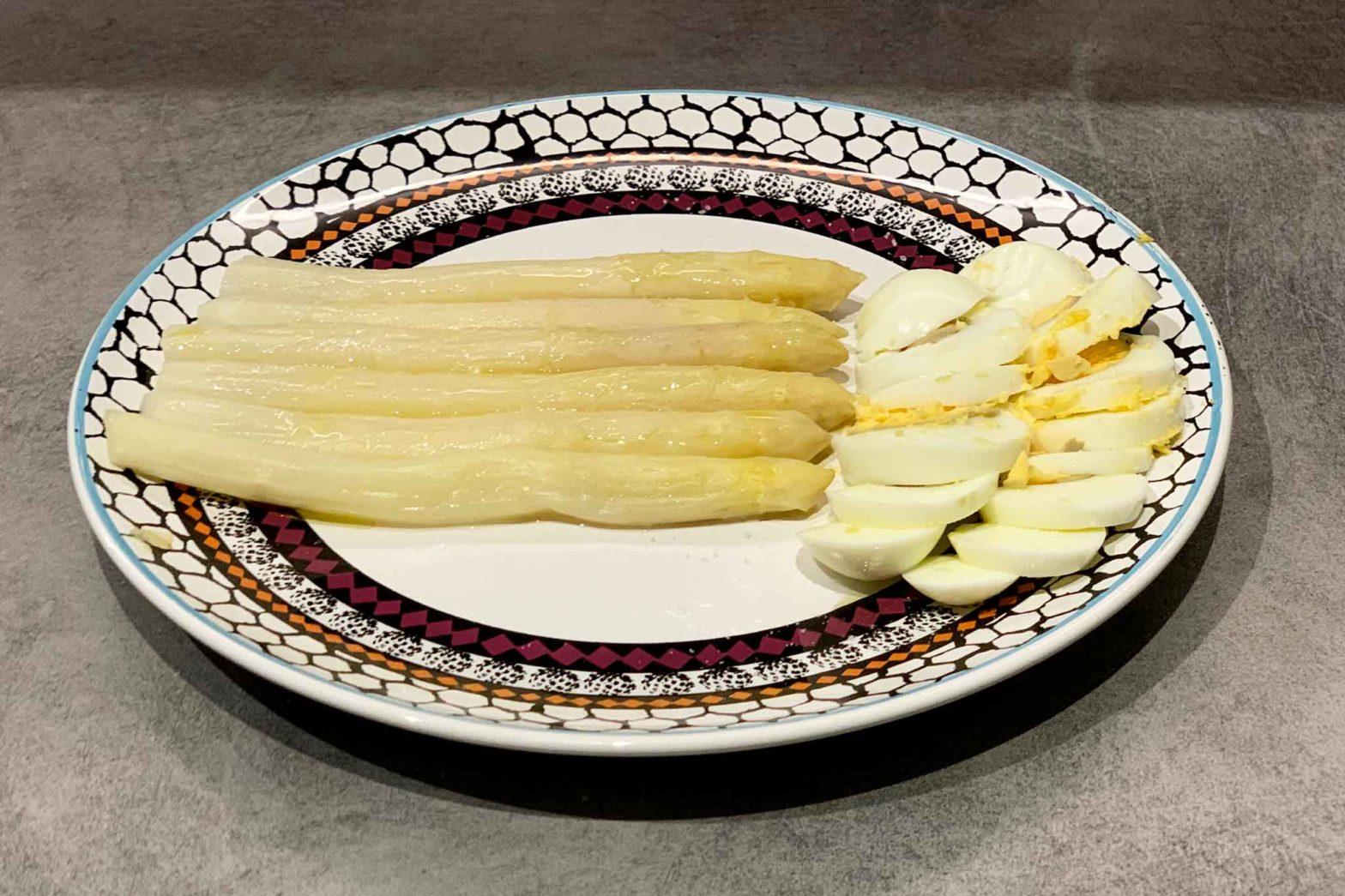 uova e asparagi ricetta