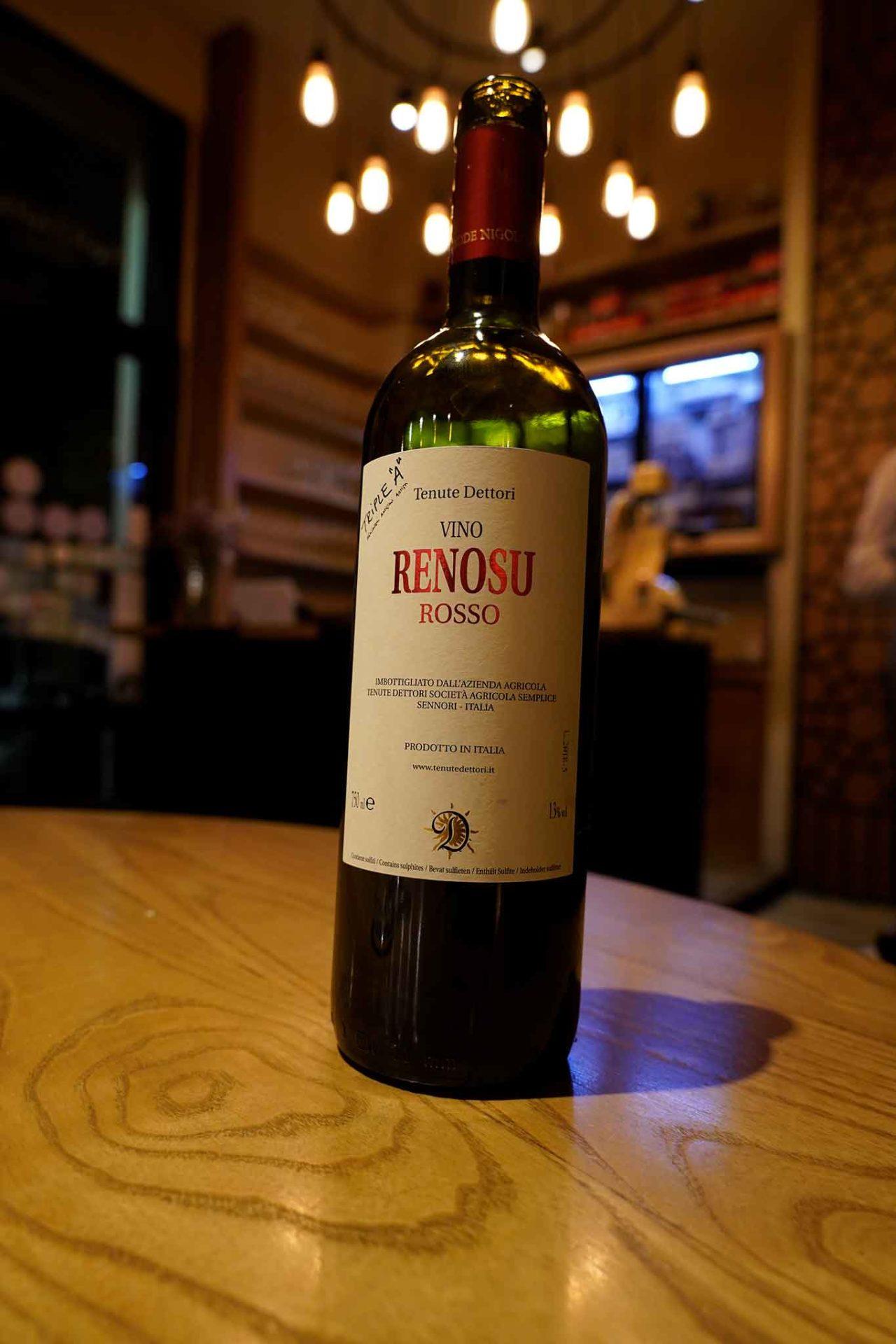 vino Dettori