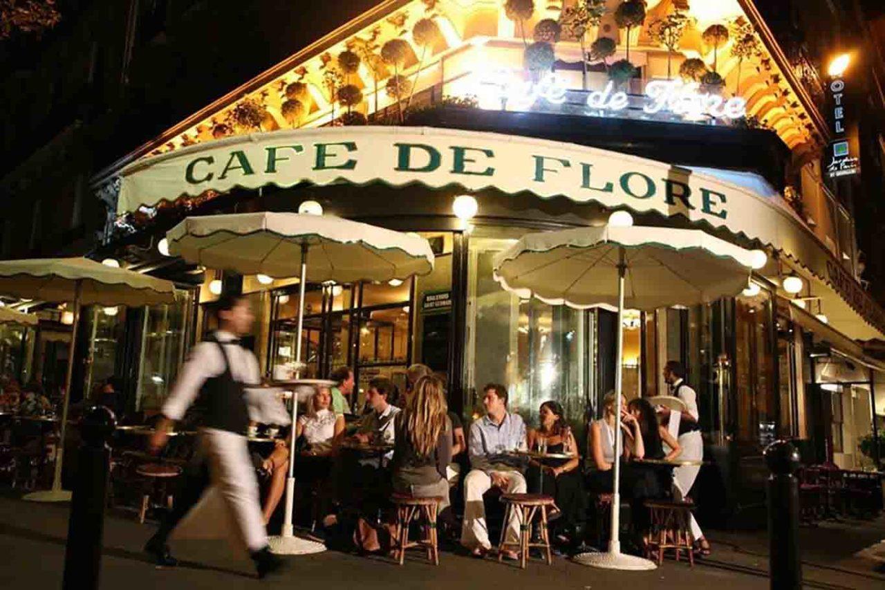Café de Flore Parigi