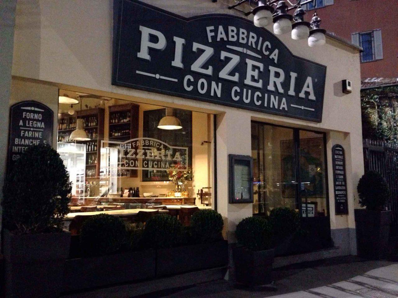 fabbrica pizzeria milano chiuso