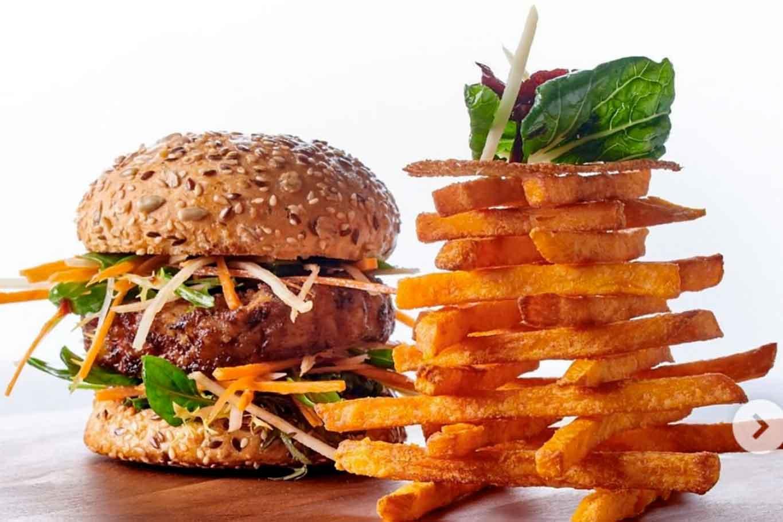 Hamburger 2 stelle Michelin