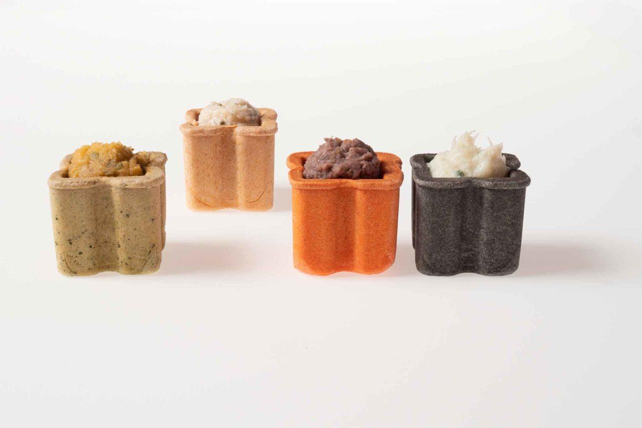 Food design: ini 4 gusti