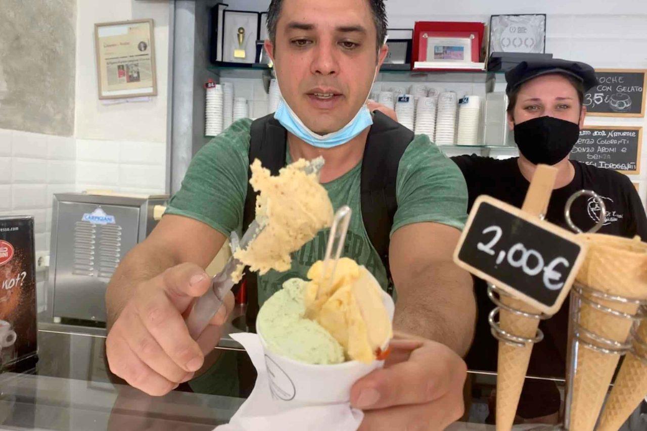 5 gelaterie migliori di Roma: Il Cannolo Siciliano