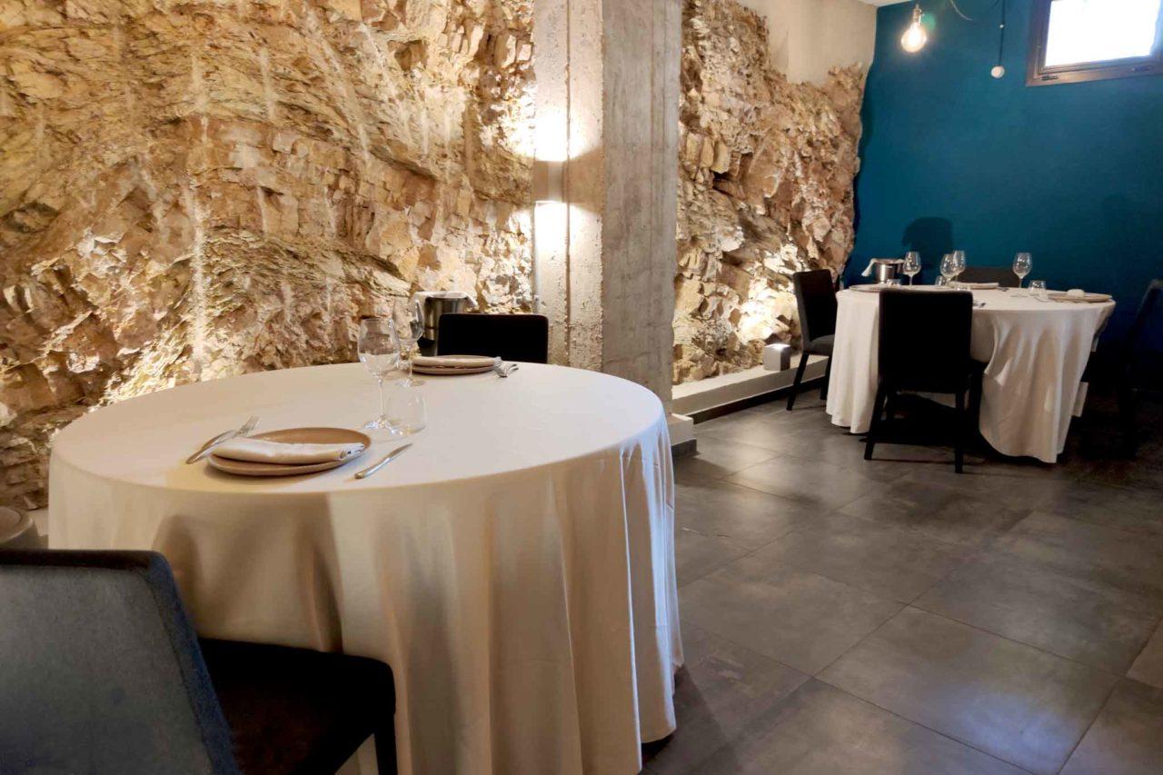 isteria sala ristorante a Castel Madama