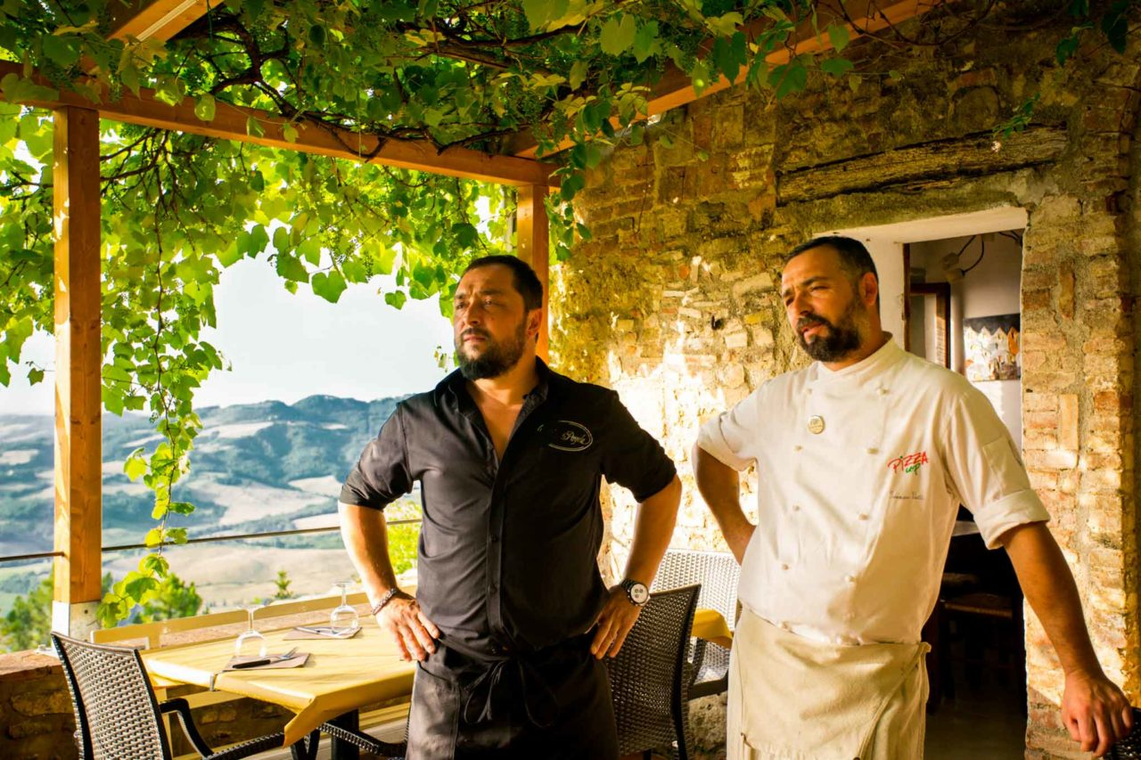 Tommaso e Federico Vatti