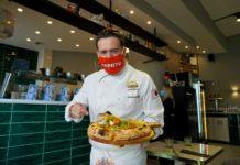 Vincenzo Capuano pizza estiva Nonna Adele