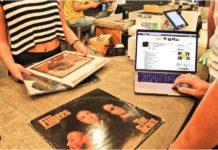 Vinyl Coin Melloo pizzeria Firenze LP fugees