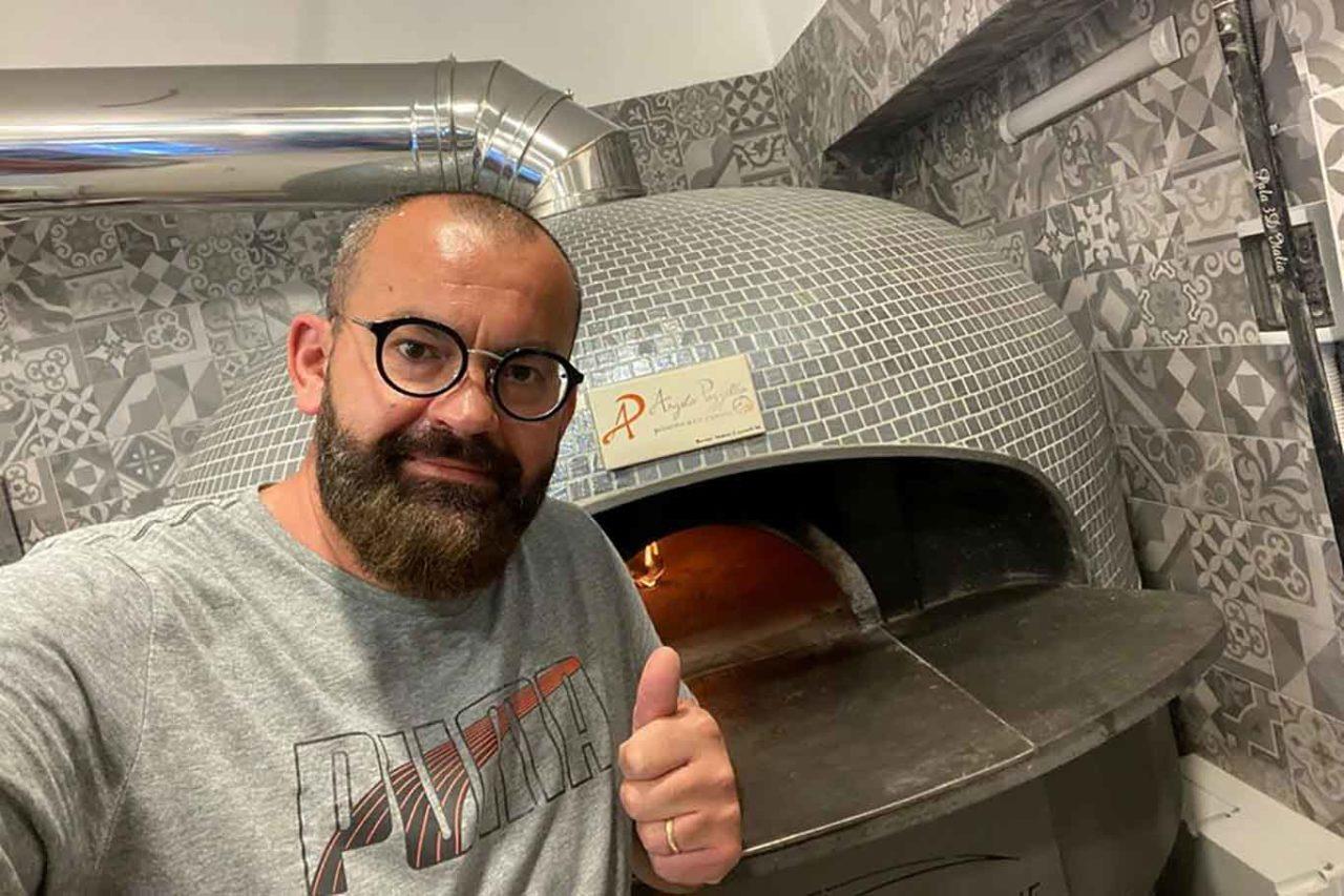 Angelo Pezzella 50 Top Pizza 2021
