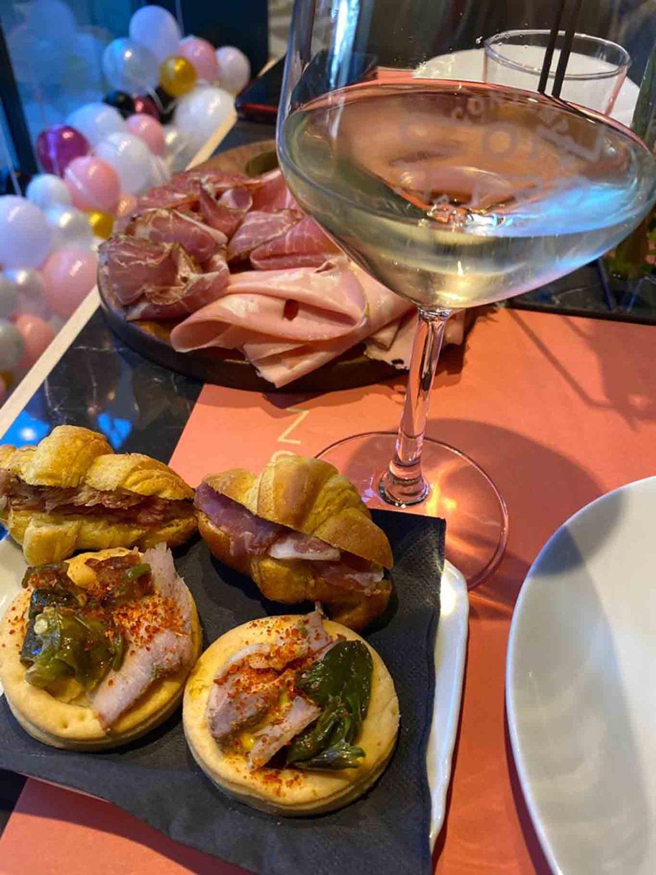aperitivo Contro Bistrot Roma