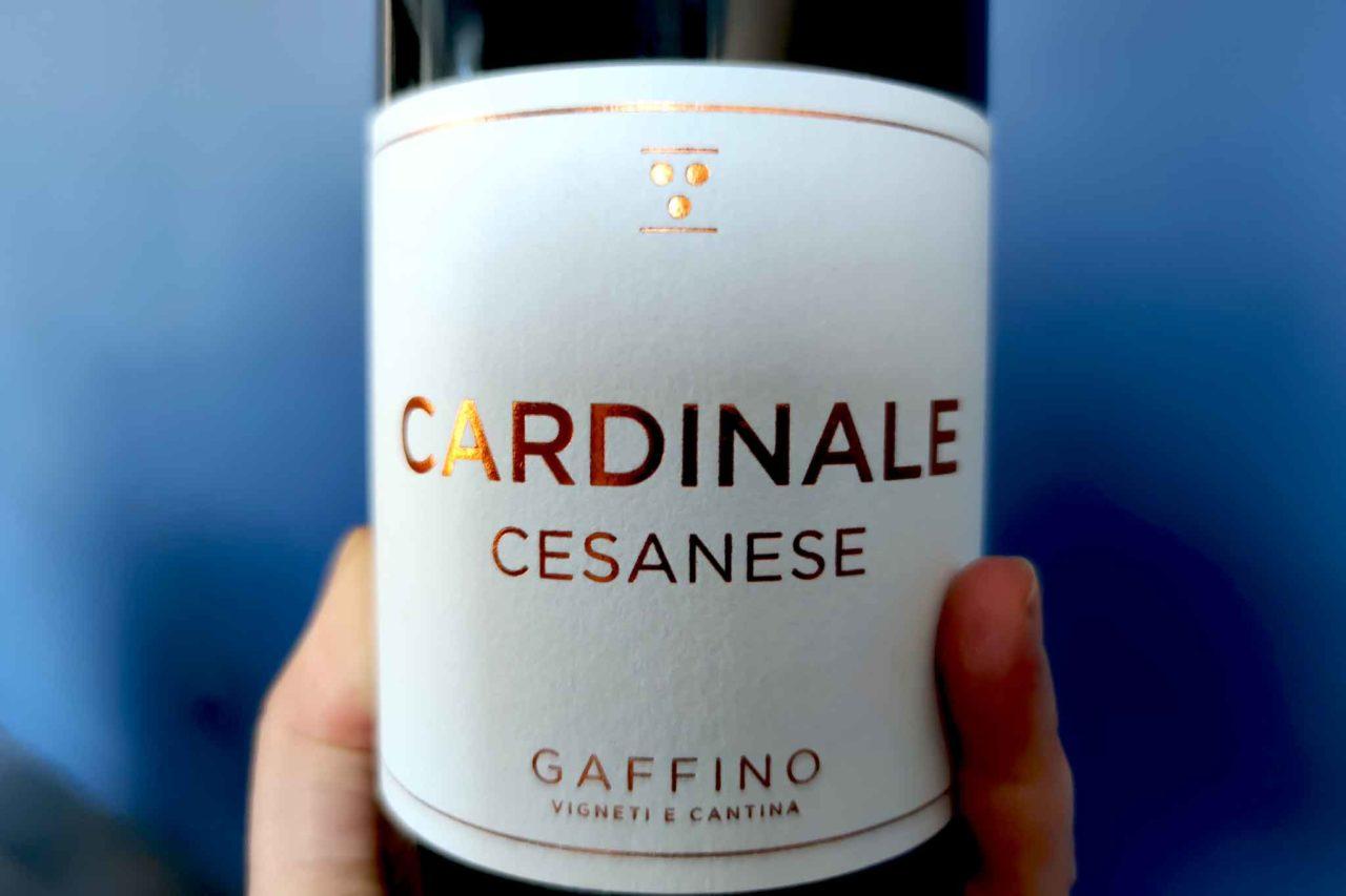 Cesanese comune IGT Cardinale