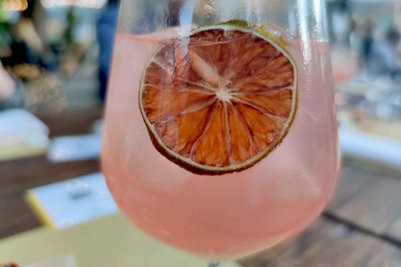 cocktail di Mediterraneo al Maxxi