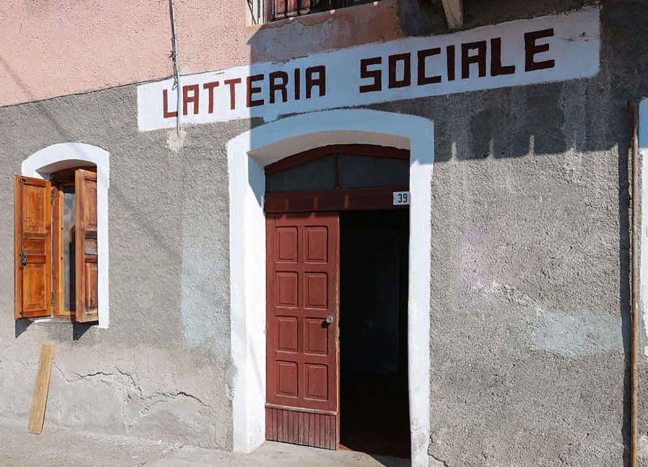 latteria formaggio sociale