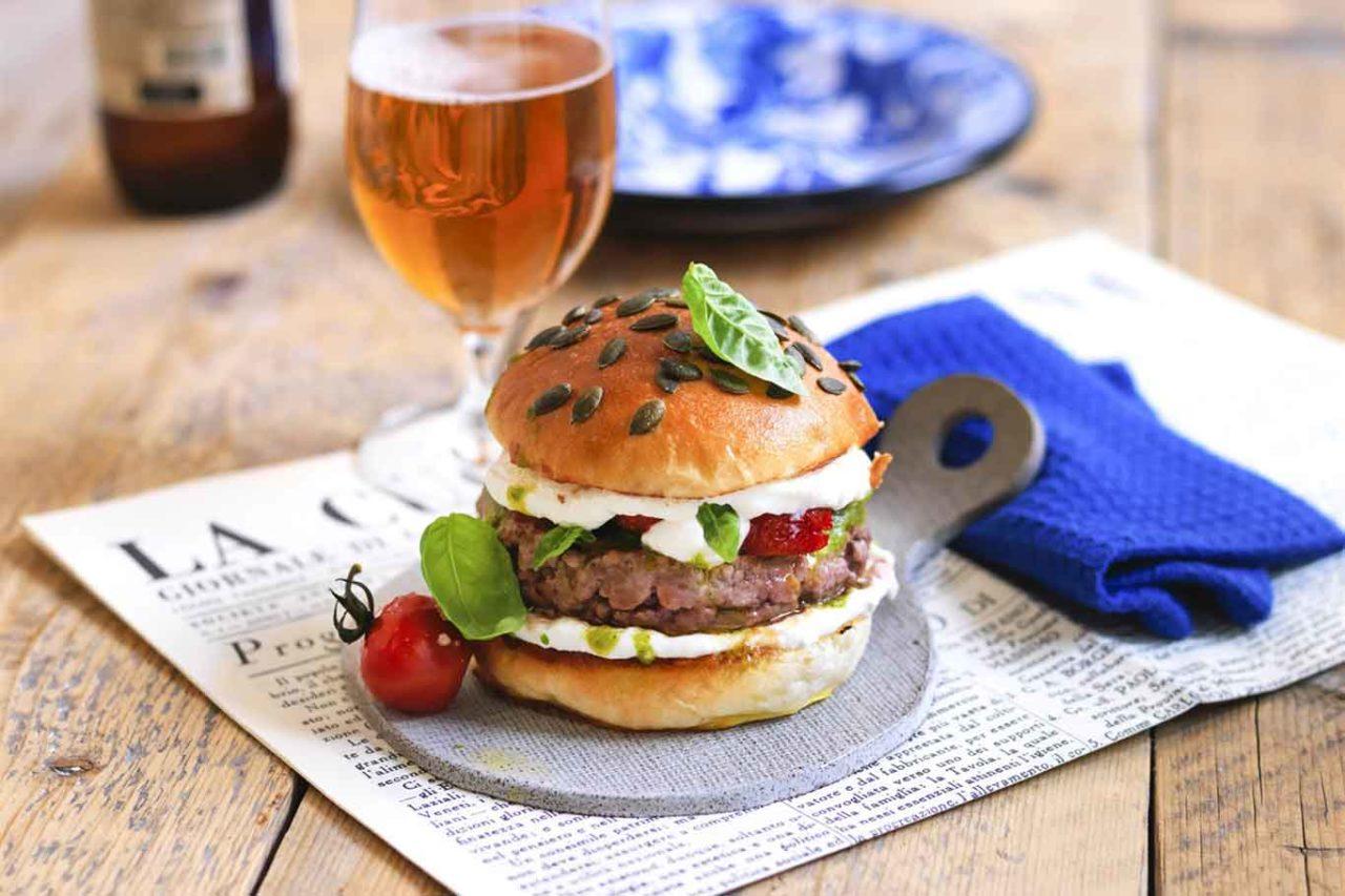 hamburger Cucina Italiana