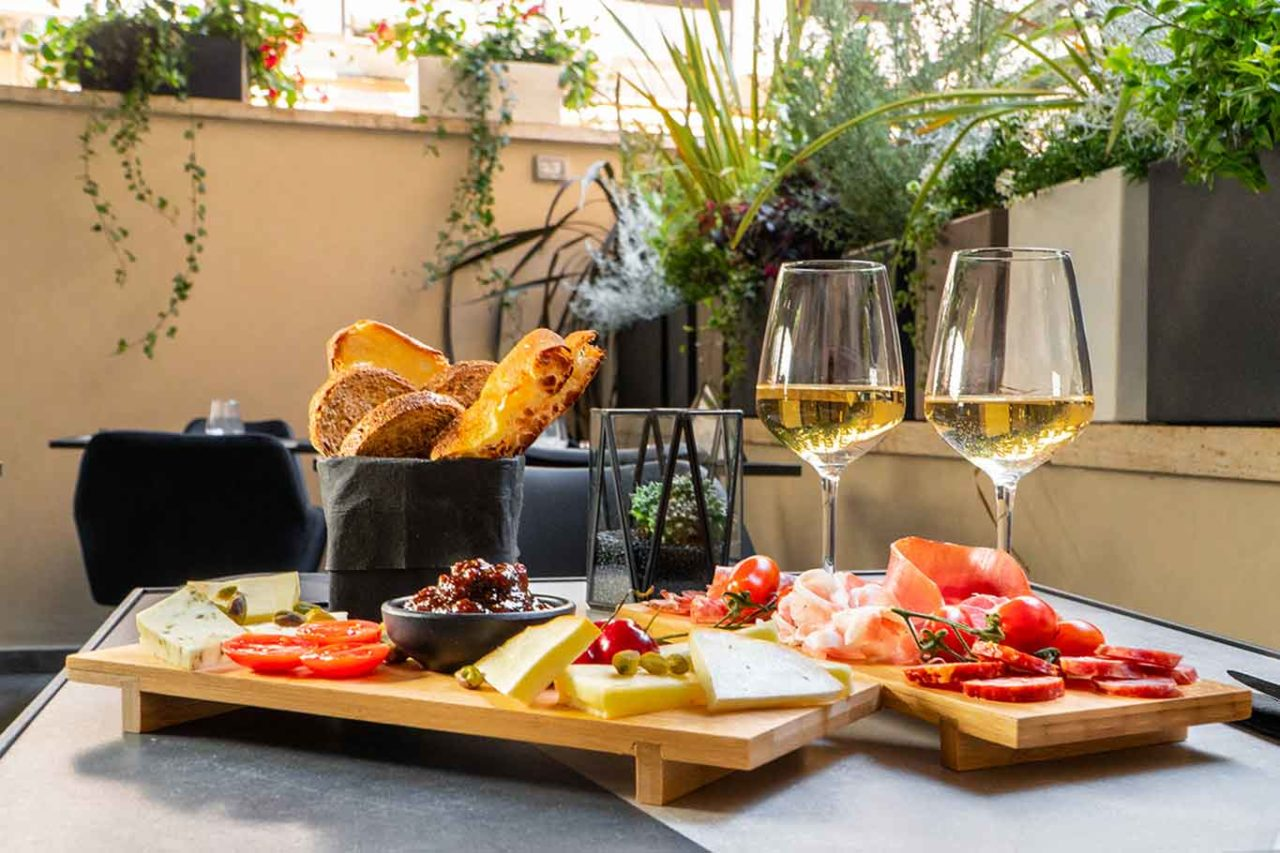 nuova apertura per l'estate Prati Dafne Garden Cafè